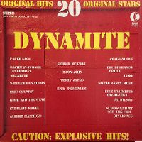 Cover  - Dynamite - Caution: Explosive Hits! [us]